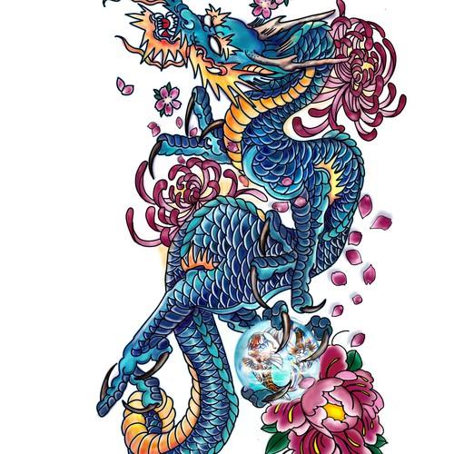 powerful-feminine-tattoo-colour-