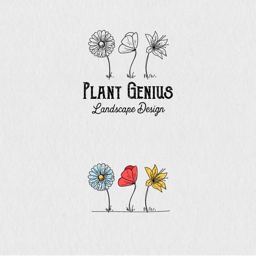 Plant Genius Landscape Design