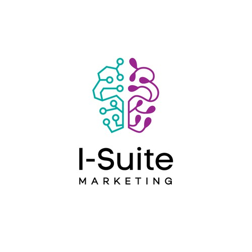 Logo for a company which provides digital marketing strategy and services