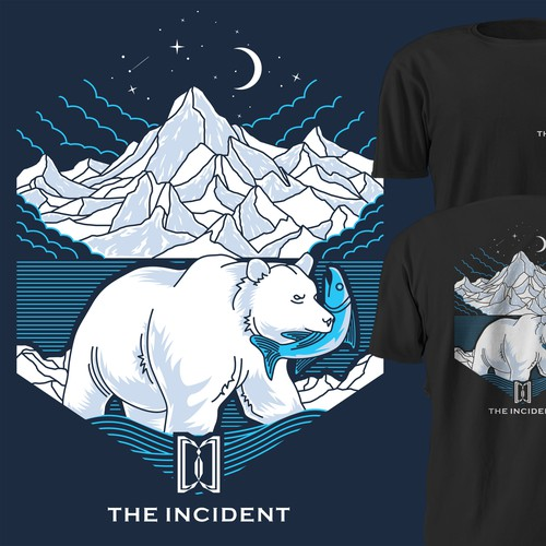 The incident Clothing