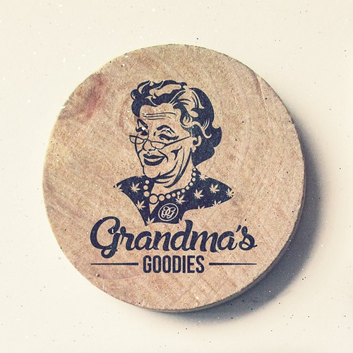 Grandma's Goodies logo