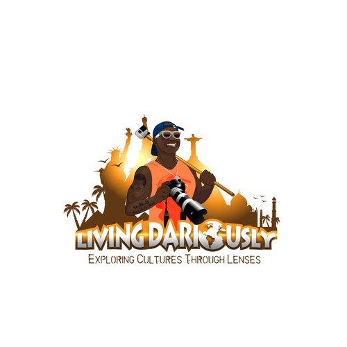 Living Dariously Logo