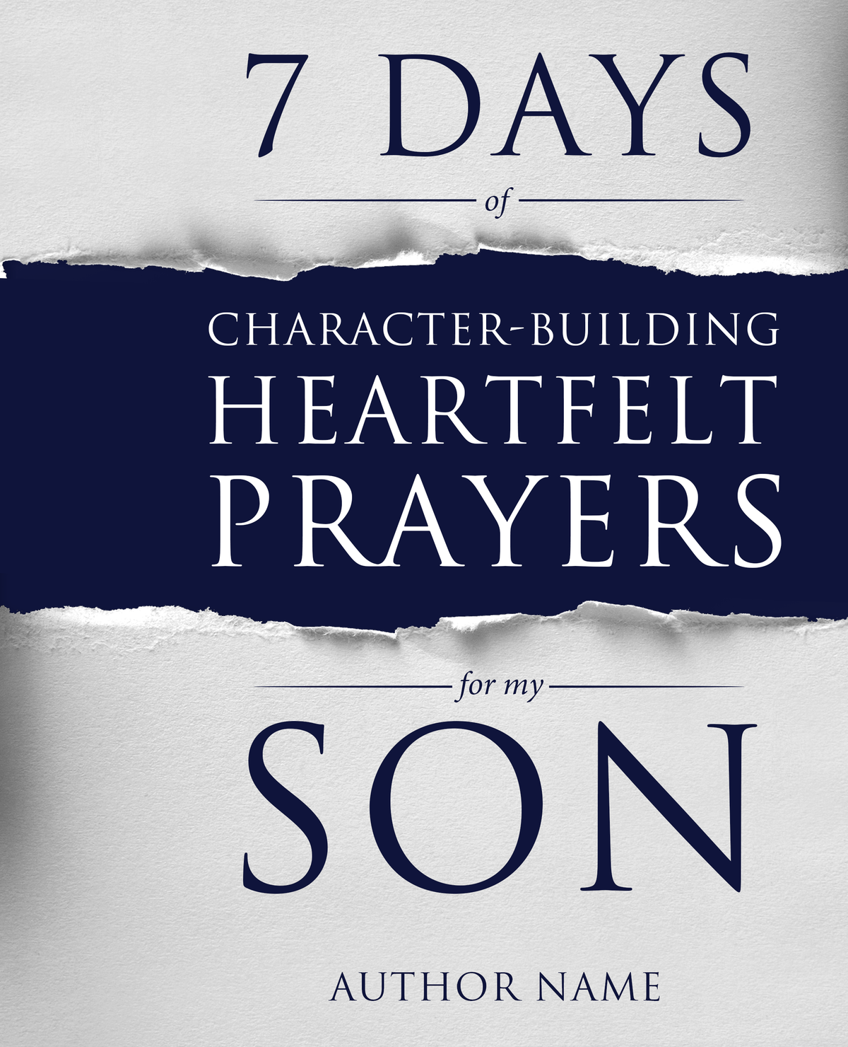 Prayer / Devotional cover