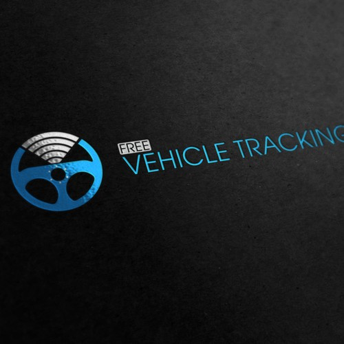Create a logo for a global vehicle tracking product