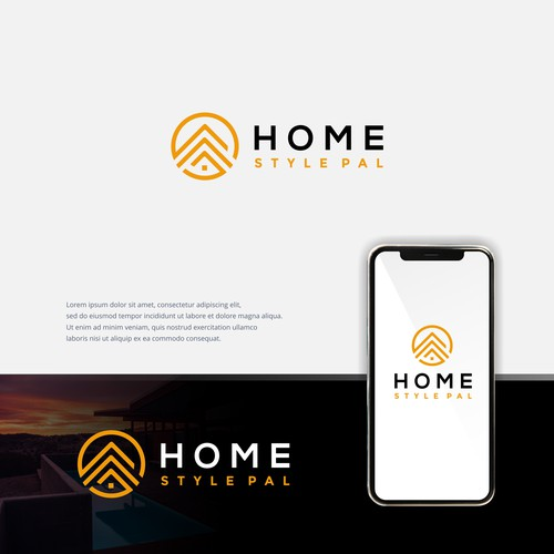 Home Style Pal Logo Design