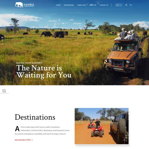 Nambia Tour & Safaris