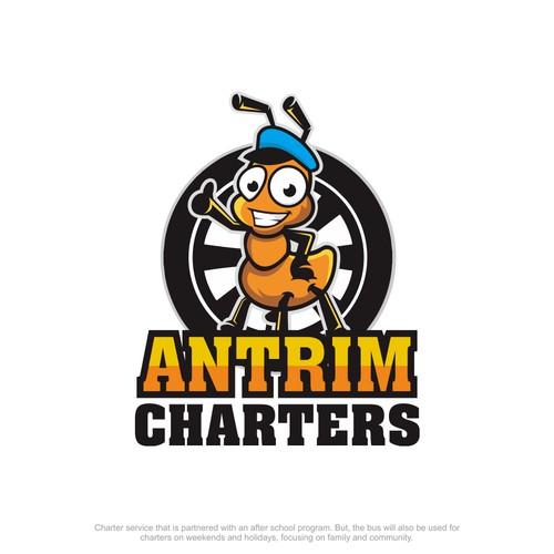 antrim concept logo
