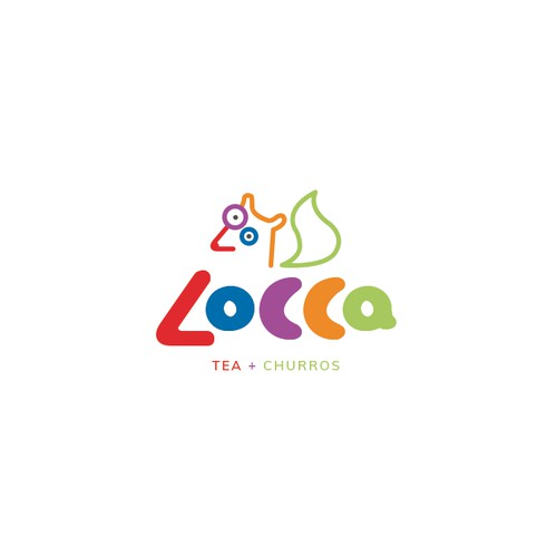 Locca, tea + churros