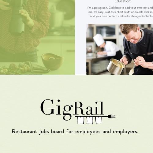 GigRail Logo