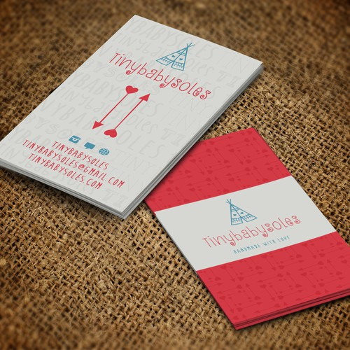 creating a business card