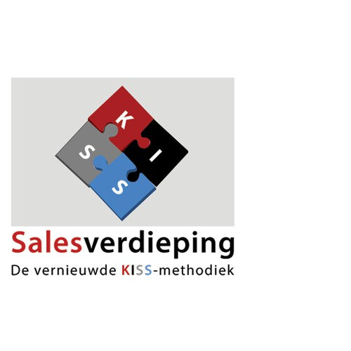 Salesverdieping heeft een nieuw logo nodig