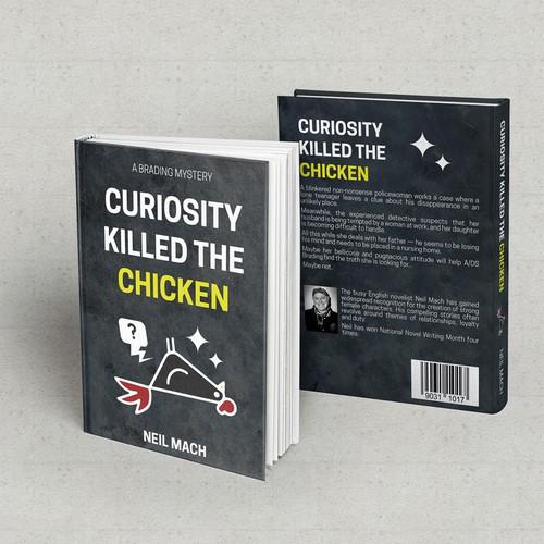 Book Cover Design RunnerUp