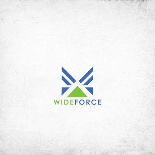 Create a logo for WideForce.com