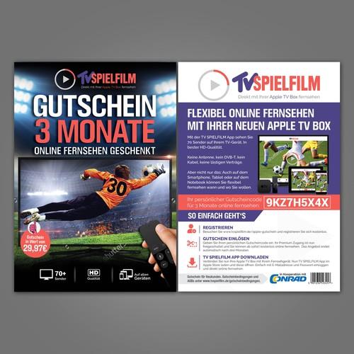TVSpielfilm Flyer