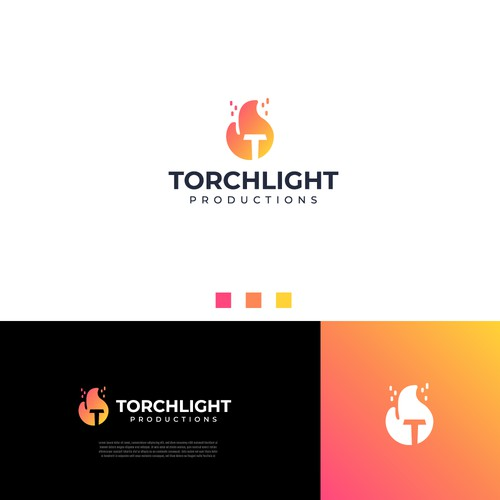 Modern Logo Concept for Torchlight