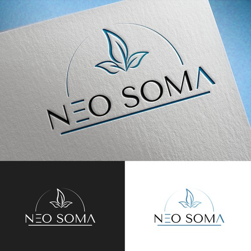 Logo design for Hair loss products