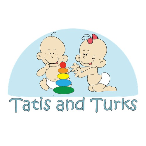 Tatis and Turks needs a new logo