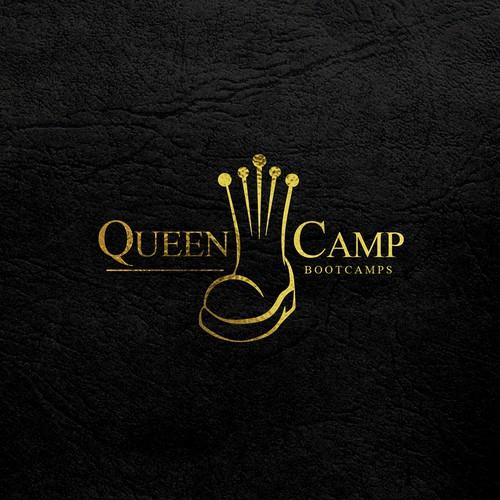 Queen Camp logo