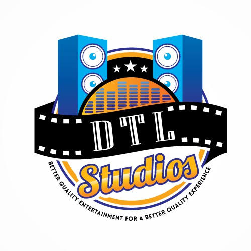Create a capturing illustration for DTL Studios.