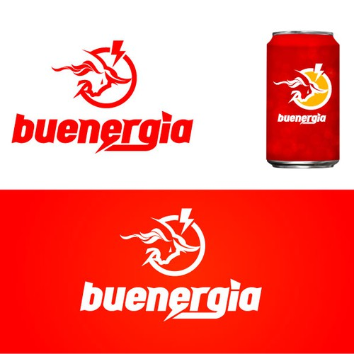 Buenergia™ Energy Drink Logo contest