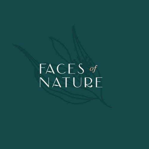 Faces of Nature brand identity 1 on 1 project