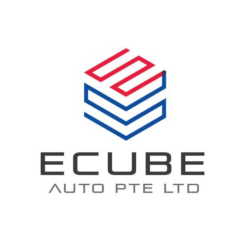 Modern clean logo
