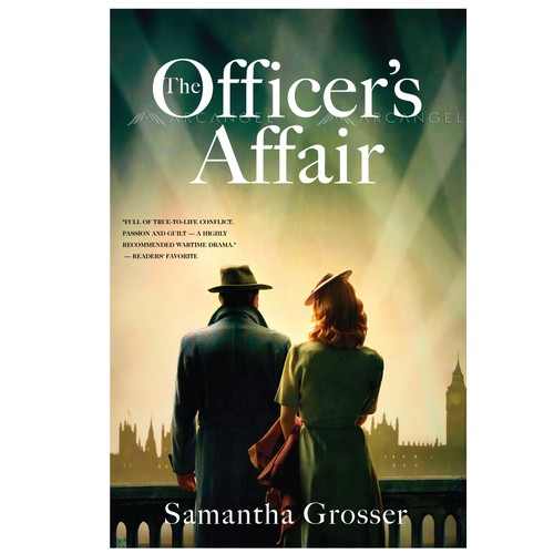 Wartime Romance Novel