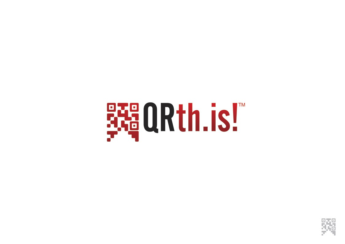 Help QRthis! with a new logo