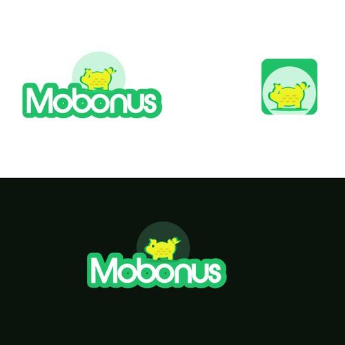 Logo concept for Mobile Bonus application