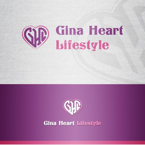<3 Incorporate a heart into an ICONIC logo for a Lifestyle Brand!