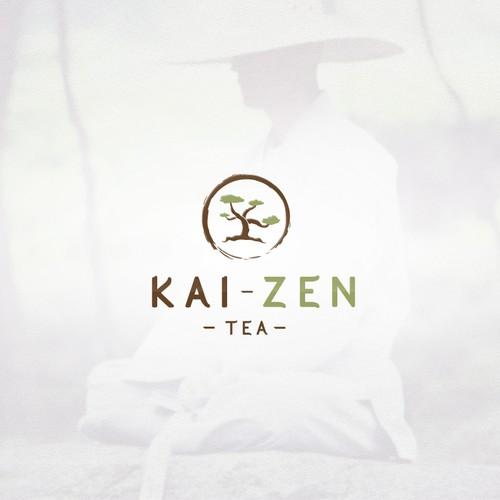 Kai Zen Tea Logo