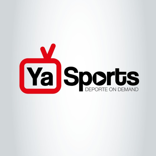 Create a Logo for the Netflix of sports!