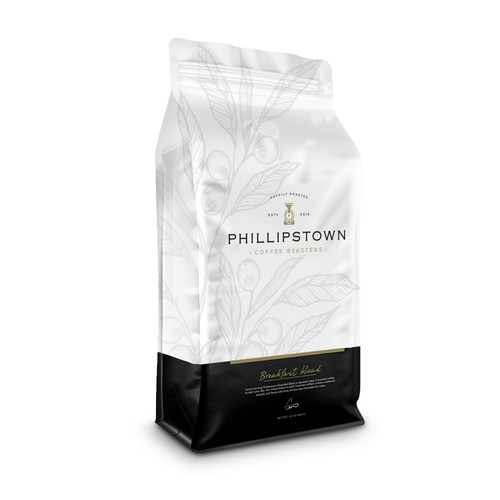 Phillipstown packaging design