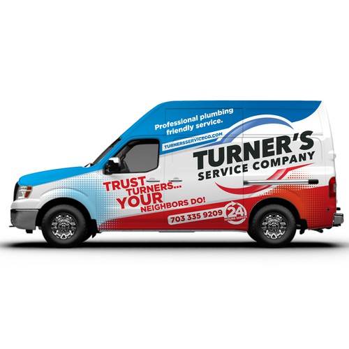 Turners Wrap