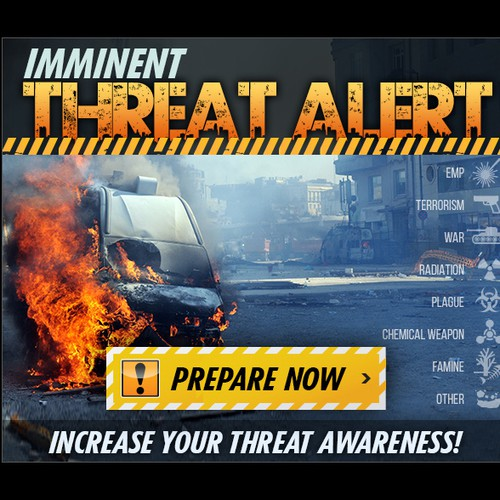 Imminent Threat Alert Banner Contest