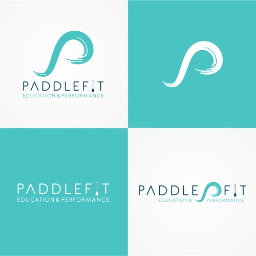 logo for PaddleFit
