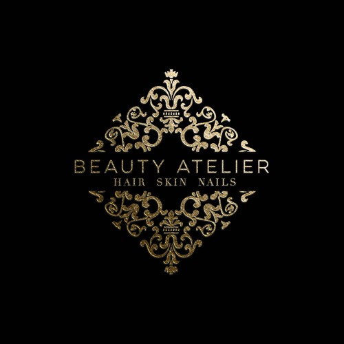Logo for hair and beauty business
