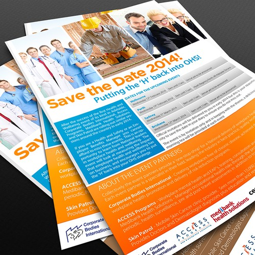 Simple one page flyer needed quickly!!