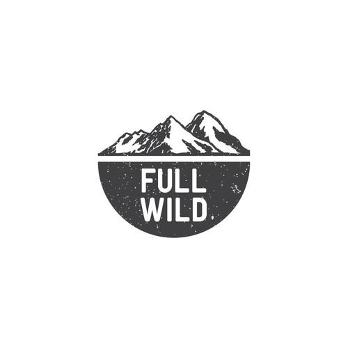 Logo design for Full Wild
