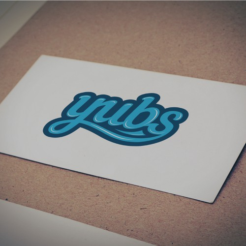 Logo design for Yubs