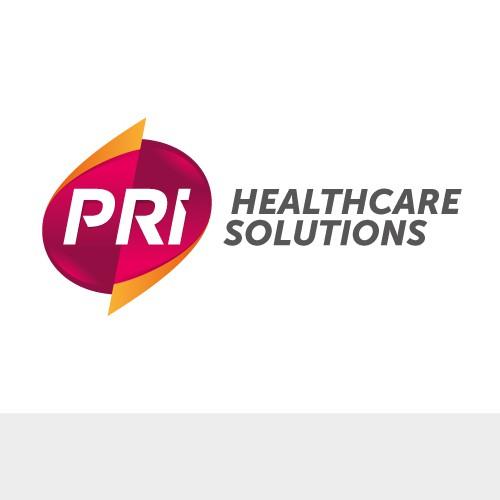 PRI Healthcare Solutions Logo