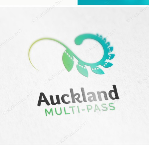 logo for multi-ticket service in New Zealand