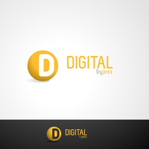 New logo wanted for Digital By Jess