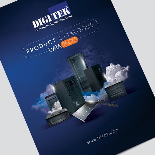 A4 Half Fold Brochure
