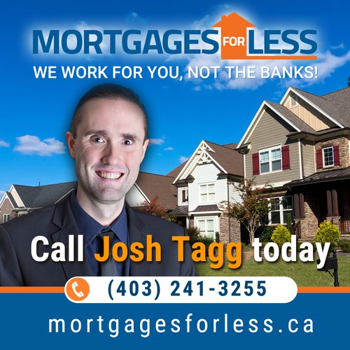 Mortgageforless Banner Ad