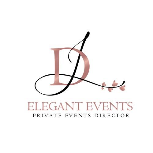 Elegant Events Logo Design