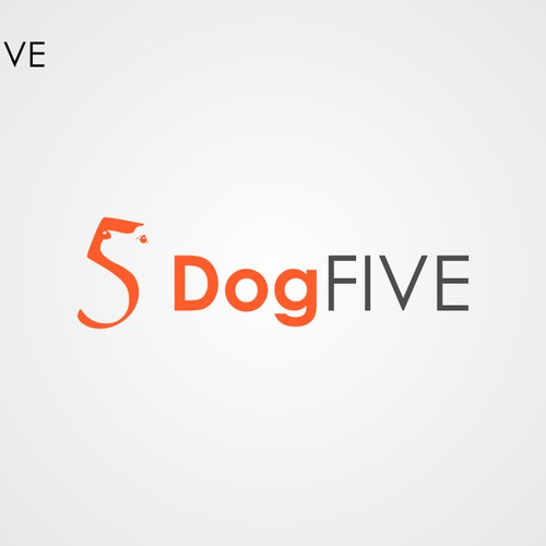 Help DogFIVE with a new logo