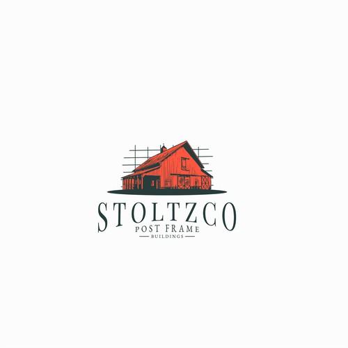 Concept logo design for Stoltzco