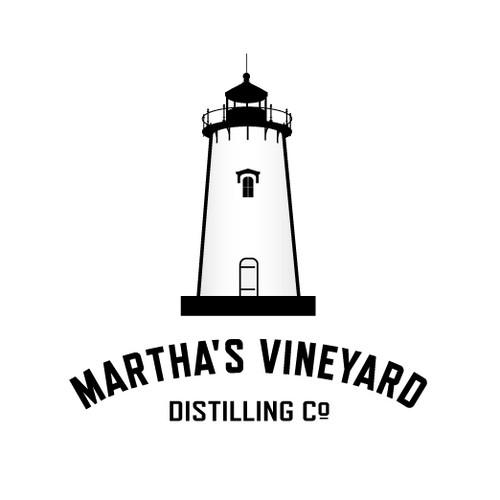 Black and White Distilling Company Logo