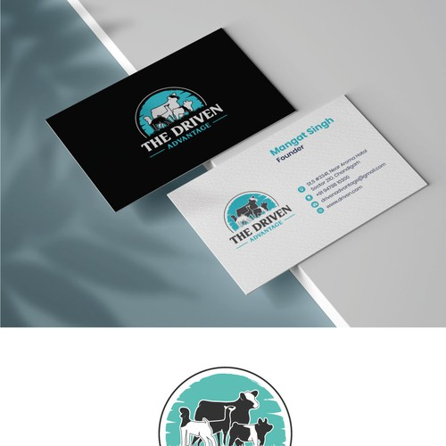 Logo & business card design for Agricultural  company